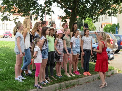 UHDS zpívá Uherskému Hradišti