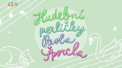 Portréty hudebních skladatelů v televizi Déčko.