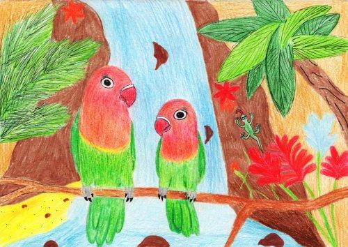 Tyršova galerie ZUŠ Uh. Hradiště | VÝSTAVA prací žáků výtvarného oboru ze třídy Gabriely Milevské
