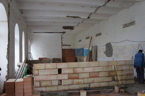 Rekonstrukce budovy ZUŠ