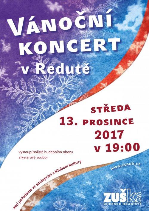 Vánoční koncert v Redutě