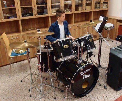 Okresní kolo soutěže – bicí