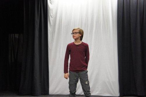 Okresní kolo recitace Dětská scéna pro ZUŠ