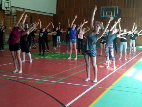 Taneční workshop ve Valašském Meziříčí