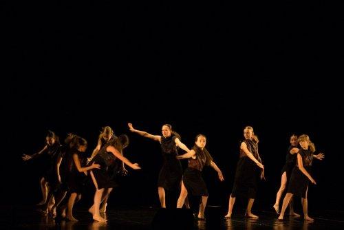Choreografie MLUV!!! zářila na Ústředním kole soutěžní přehlídky