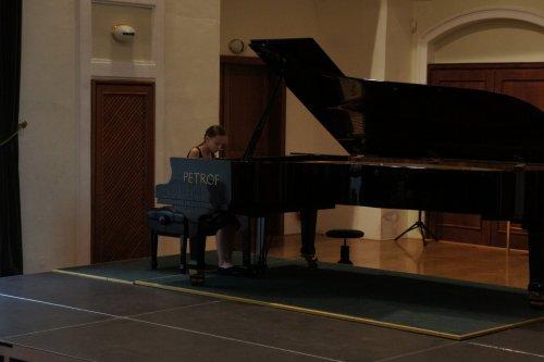 Koncert absolventů, sólistů a souborů | 30. května 2018 – Fotogalerie
