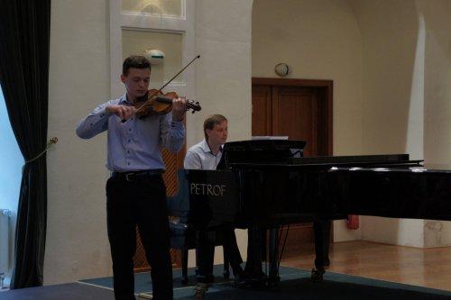 Koncert absolventů, sólistů a souborů | 6. června 2018