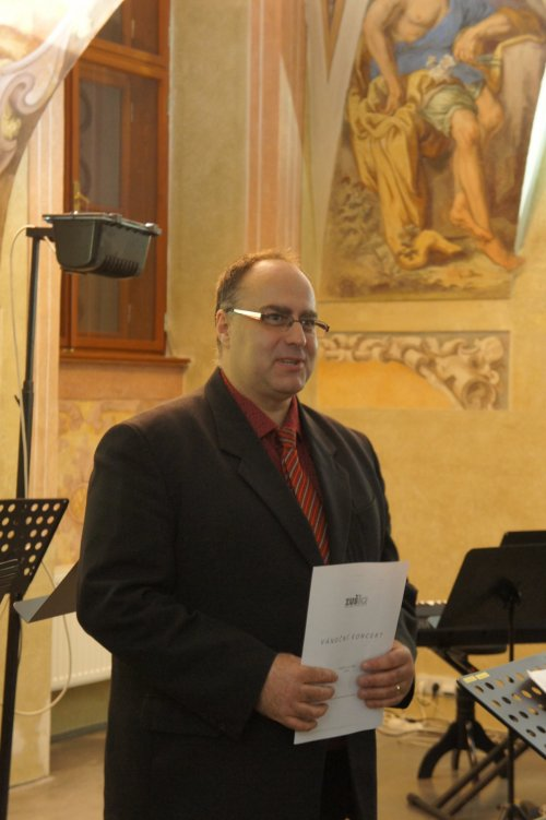 Vánoční koncert pobočky Velehrad