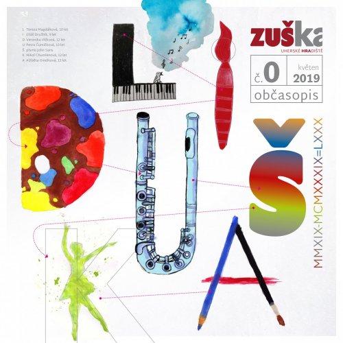 27. květnem startují na Základní umělecké škole v Uherském Hradišti talentovky | pro školní rok 2019/2020
