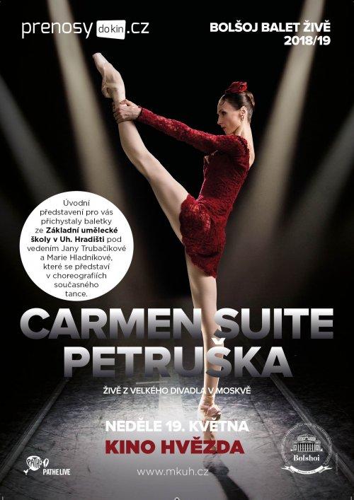 Carmen Suite, Petruška