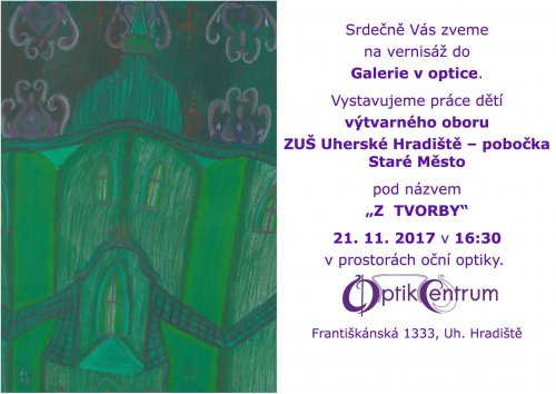 Galerie v optice   21. 11. 2017