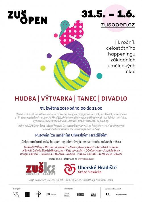 ZUŠ Open Uherské Hradiště