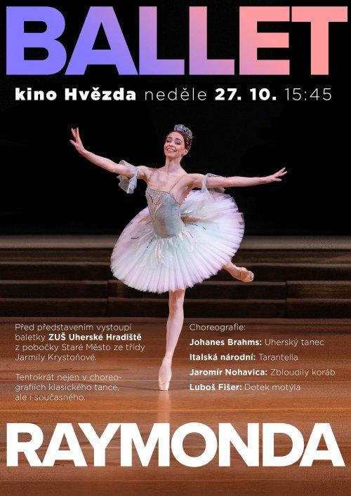 Pojďte s námi na balet!