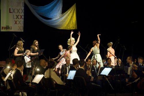 Slavnostní koncert | k 80. výročí ZUŠ
