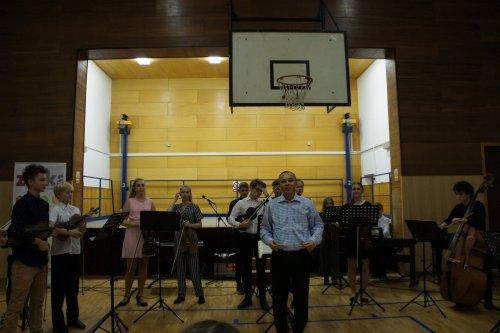 Koncert k 80. výročí ZUŠ | v Tupesích