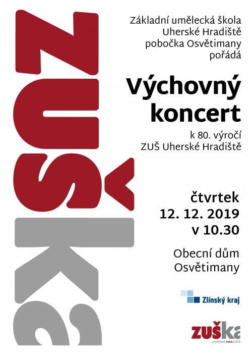 Výchovný koncert | pobočky Osvětimany
