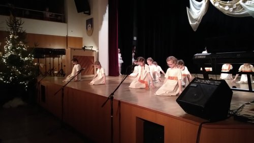 Vánoční koncert | staroměstské pobočky ZUŠky