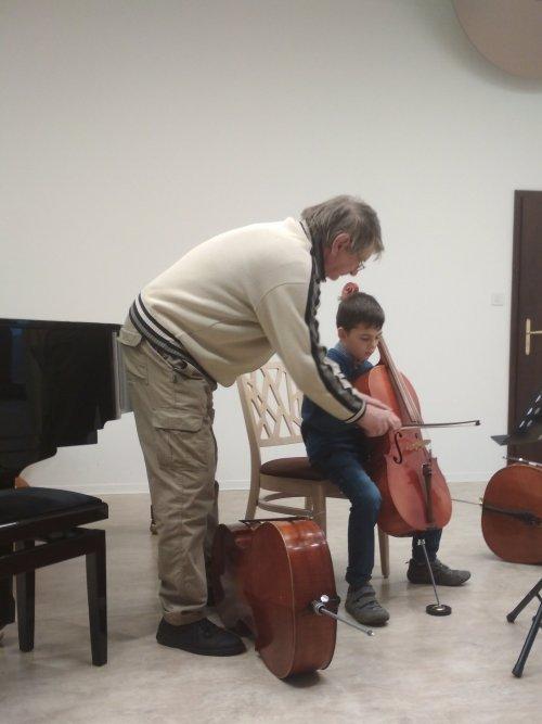Violoncellový seminář