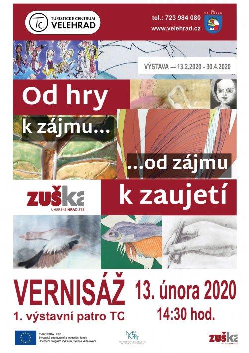 Zahájení výstavy Od hry k zájmu, od zájmu k zaujetí | na Velehradu