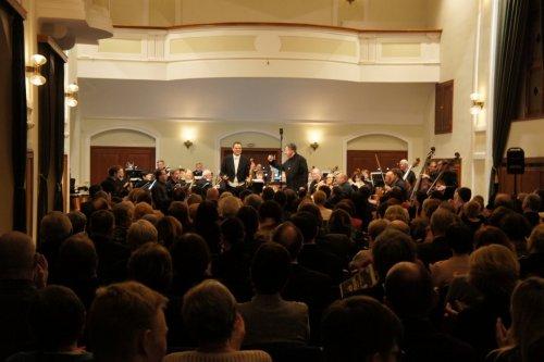 Koncert orchestru Czech virtuosi