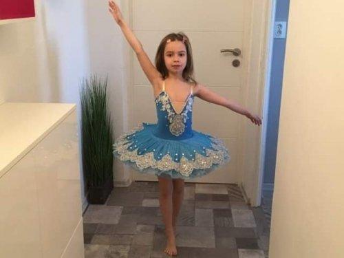Malé baletky v akci