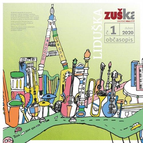 Vyšlo letošní 1. číslo časopisu Liduška