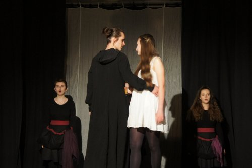 Divadelní představení Krysař