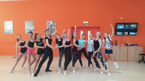 Lekce tance   podle Ivy Musilové