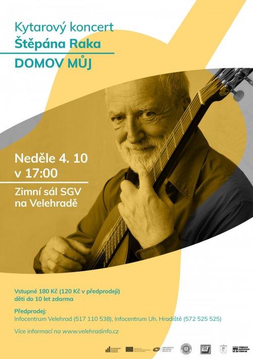 Zuška doporučuje: | Kytarový koncert Štěpána Raka