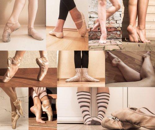 Tanec je poezie nohou