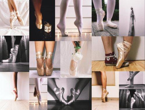 Poezie nohou má svá pokračování