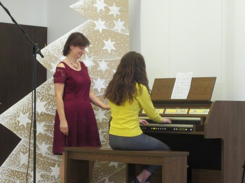 Fotogalerie | 1. vánočního online koncertu