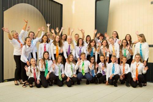 Uherskohradišťský dětský sbor | hledá nové členy