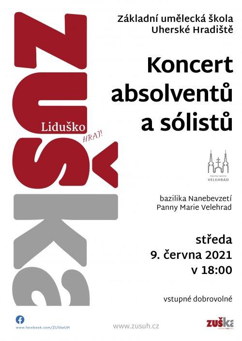 4. koncert absolventů a sólistů