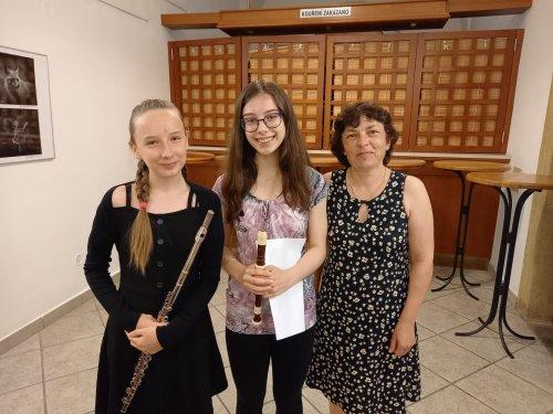 Hudba žáků Zušky se nesla barokní Redutou