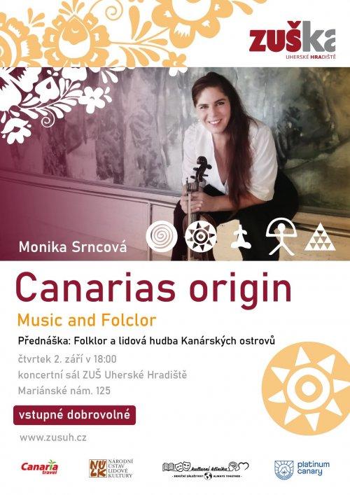 Canarias Origin: Přednáška o lidové hudbě Kanárských ostrovů